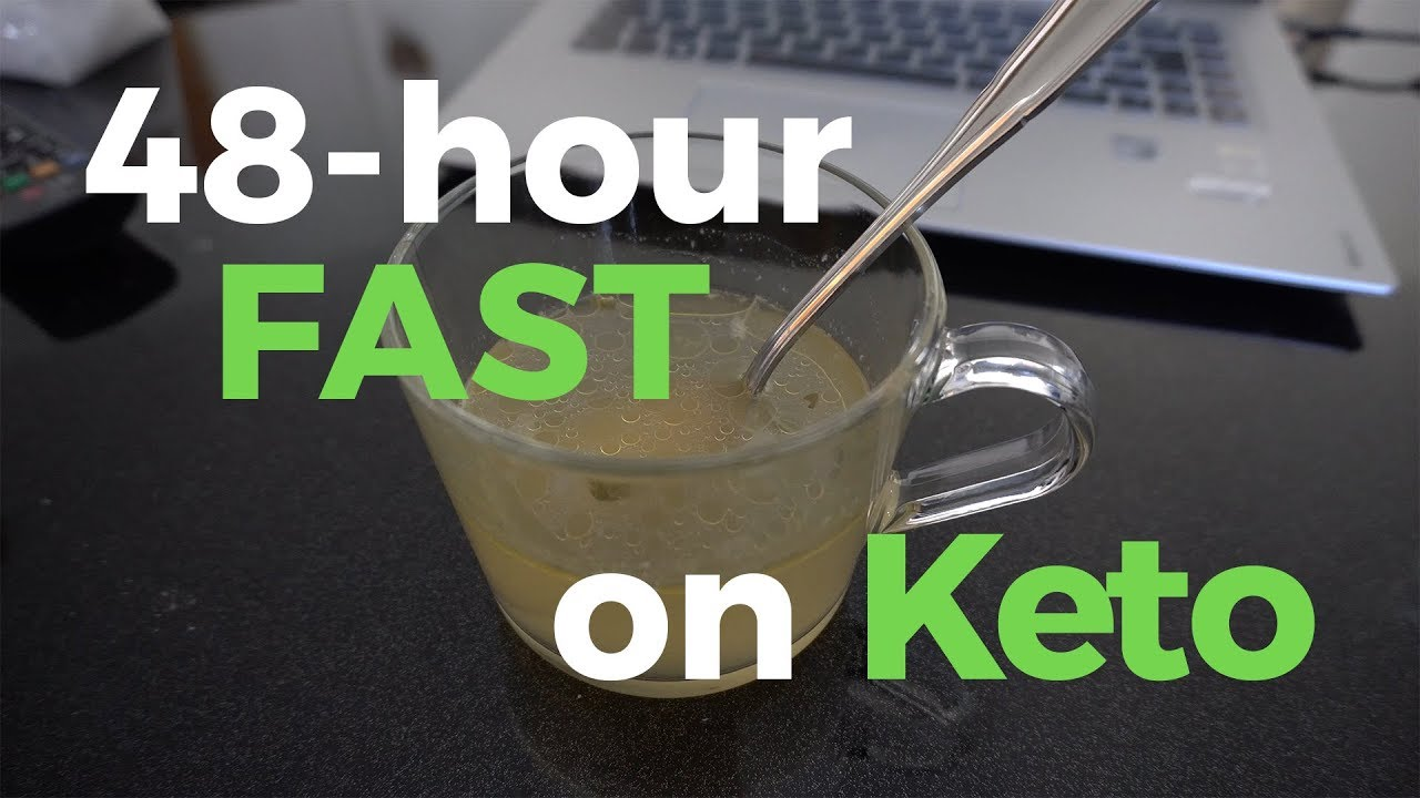 48-hour Fasting on Keto | A Woman's Guide to Fasting (for 2 days)
