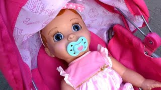 My super funny day with Baby Doll