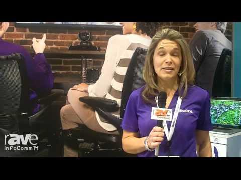 InfoComm 2014: LifeSize Explains LifeSize Cloud Videoconferencing Solution