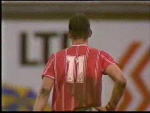 Bristol city 3 Chelsea 1, FA Cup 1990