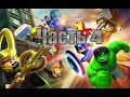 Прохождение игры LEGO Marvel Super Heroes. Часть 4.