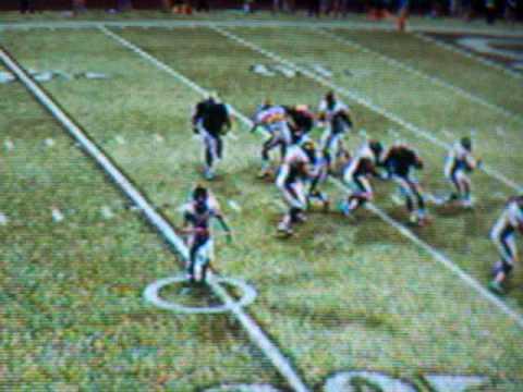 Madden 09 Week 1 2008, Broncos VS Raiders
