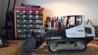LIEBHERR 634 TRACK LOADER WITH HYDRAULICS - CARSON KAMPSHOFF
