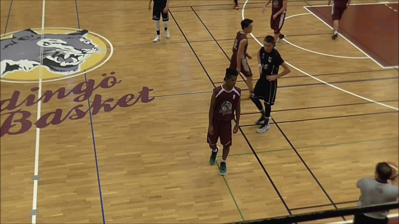 Spela basket i järfälla