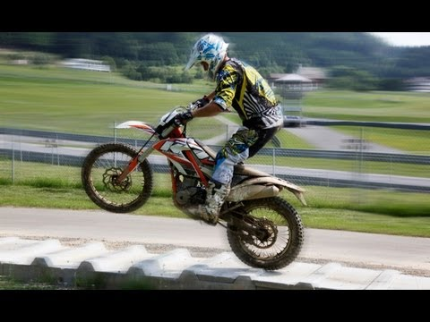 Offroad Bike Track - Red Bull Ring