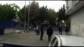 İstanbul Yenibosna'da patlama Yenibosna 75.Yıl Polis Merkezi