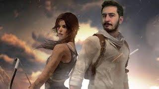 MEZAR AVCILARI ! | Tomb Raider Türkçe Bölüm 1
