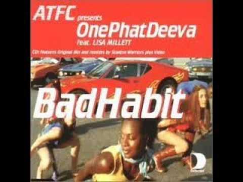 ATFC Featuring Lisa Millett - Bad Habit (09 Mixes)