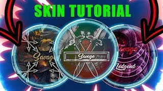 SKIN TUTORIAL! LEARN HOW TO MAKE THE BEST GOTA.IO / ALIS.IO / GAVER.IO SKINS!