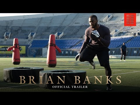 BRIAN BANKS | Official Trailer