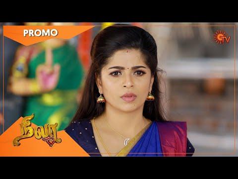 Nila - Promo   17 April 2021   Sun TV Serial   Tamil Serial