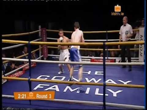Henry Coyle vs. Marcelo Rodriguez + Andy Murray vs. Sergio Priotti - BOXING