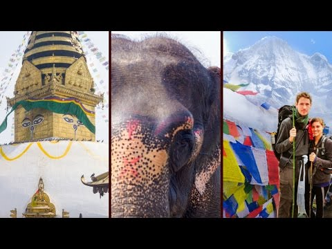 Nepal's Diverse Triangle: Travel Documentary