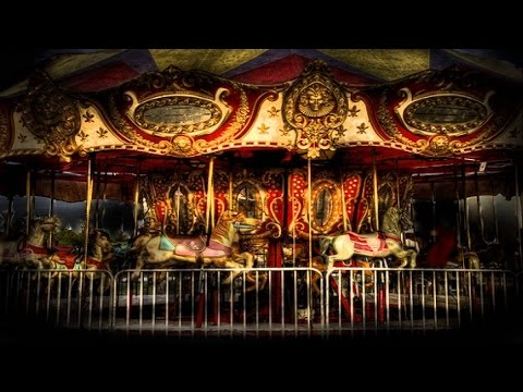 creepy circus music haunted carnival youtube