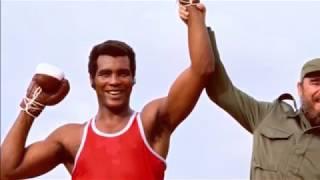 Теофило Стивенсон непобедимый кубинский боксер трехкратный олимпийский чемпион