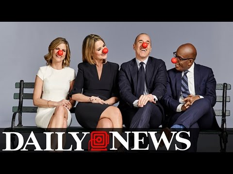 What The Heck Is Red Nose Day?