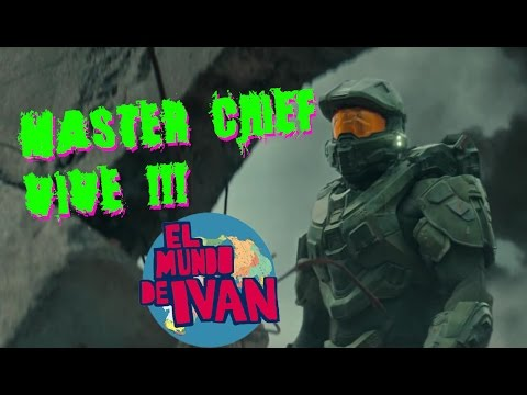 Master Chief No Muere en Halo 5 !!! Reaccion de El Mundo de Ivan