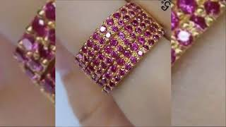 Women Latest Gold Ring Designs | Daily Wear Gold Rings |  265 - For all women