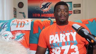 Lets Talk Miami Dolphins Football and why we are headed to the TOP!