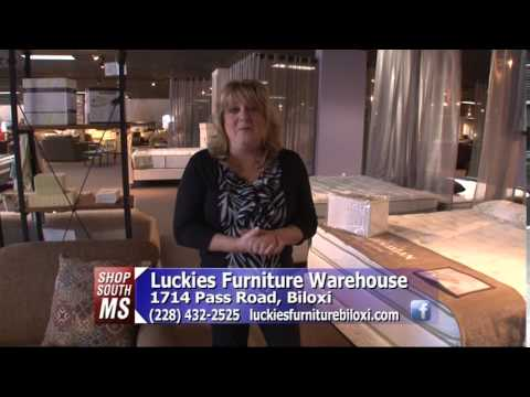 Shop South Mississippi Luckies Furniture   Duration: 8:00. Jenny Lucas 40  Views
