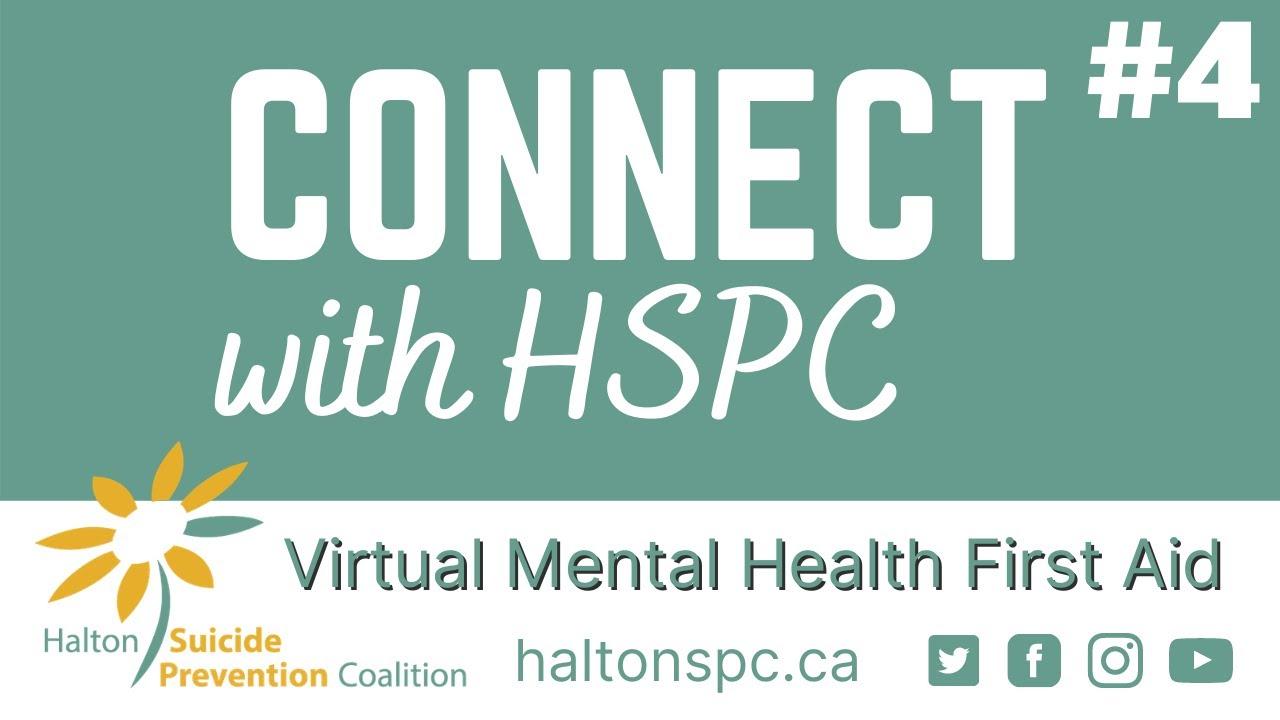 Webcast - Virtual Mental Health First Aid