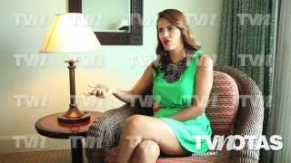 Repeat youtube video La esposa de Gerardo Bazúa habló sobre Paulina Rubio
