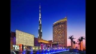 Address Dubai Mall Hotel فندق العنوان دبي مول 5 نجوم