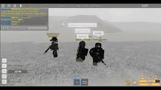 "ROBLOX, Blarcada Special Forces Group, ""Teh New World Order"""