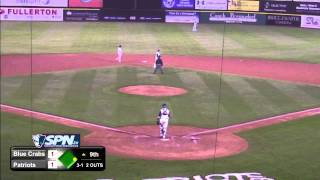 5/24/14 - SPN.tv Broadcast Replay: Southern Maryland Blue Crabs vs. Somerset Patriots