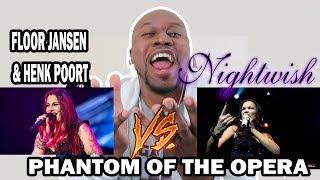 (PHANTOM OF THE OPERA BATTLE) NIGHTWISH VS FLOOR JANSEN & HENK POORT