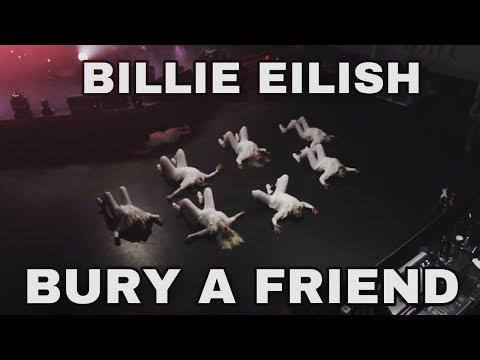 Billie Eilish - Bury A Friend - Choreography By JoJo Gomez Cover By MTBD Dance Team