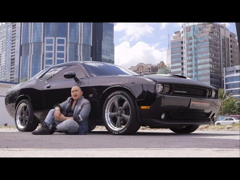 Frontrow Car Club - Mark Anthony Cruz (Dodge Challenger SXT)