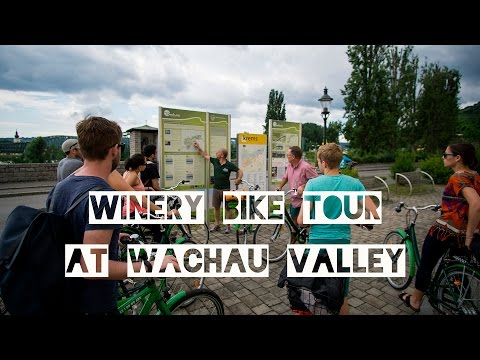 Travel: Winery Bike Tour at Wachau Danube Valley