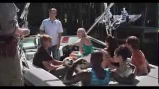"""""""You want a beer? Take two, Sheriff!"""" Shark Night 3D Scene Movie Clip"""