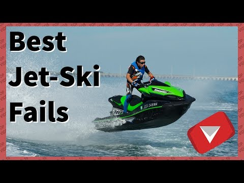 Best Jet Ski Fails Compilation [2017] (TOP 10 VIDEOS)