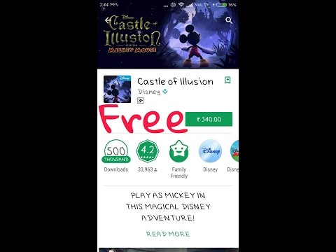 How to download Castle of Illusion for FREE ( Hindi )