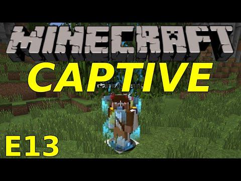 Minecraft - The Crew Is Captive - Episode 13