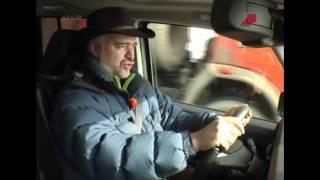 Jeep Commander / Тест-драйв