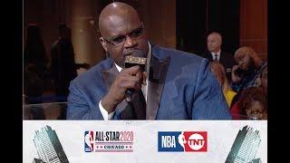 NBA on TNT Honors David Stern | All-Star 2020