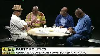 Journalists' Hangout 29th November 2017 | Governor Bindow vows to remain in APC
