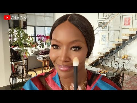 Naomi Campbell's 5-minute Beauty Routine thumbnail