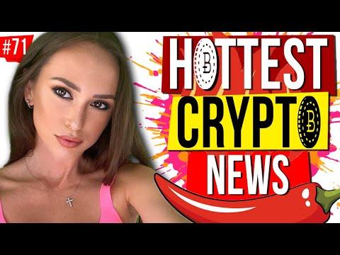 CRYPTO NEWS: Latest BITCOIN News, ETHEREUM News, RIOT News, BINANCE News