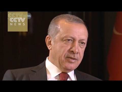Exclusive interview with Turkish President Recep Tayyip Erdogan