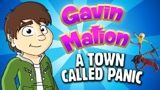 A TOWN CALLED PANIC - Gavinmation Review