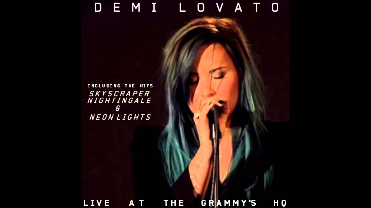 Download Demi Lovato - Nightingale (Live @ The Grammy's HQ) (Audio)