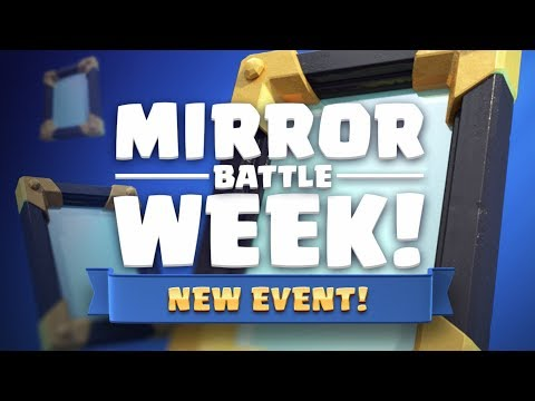 FIRST EVER MIRROR CHALLENGE!   Clash Royale