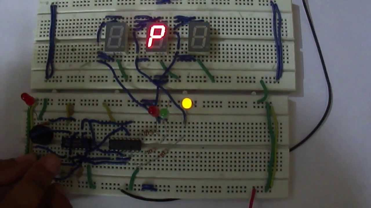 Water Level Indicator With Display Youtube Circuit Diagram
