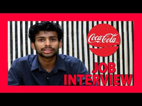 Placement interview questio - coca cola interview