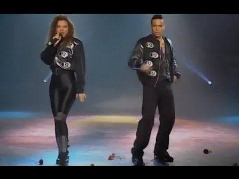 2 Unlimited No Limit Live 1993 Youtube
