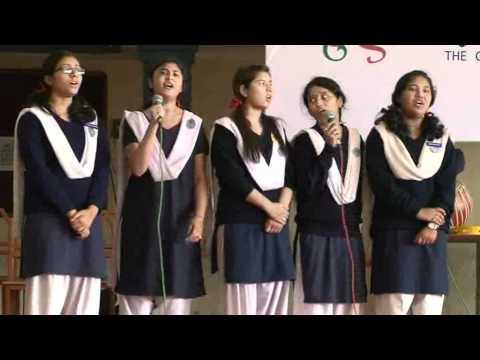 Song performed by KV Khanapara Students at B2S2 Celebrations, 2011.